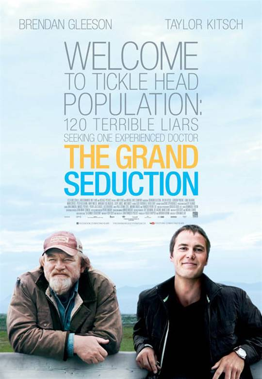 The Grand Seduction Large Poster