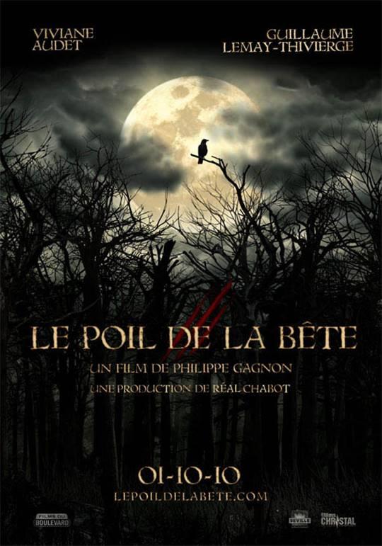 The Hair of the Beast (Le poil de la bête) Large Poster