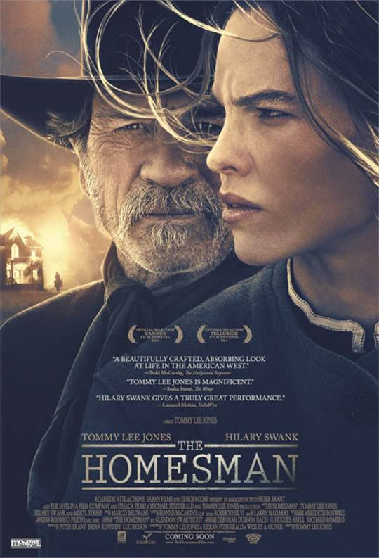 The Homesman Large Poster