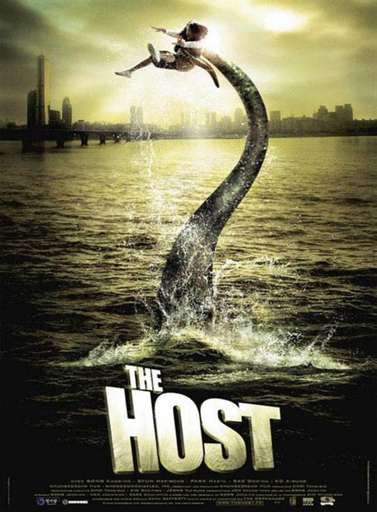 The Host (2007) Large Poster