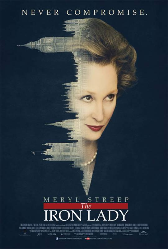 The Iron Lady Large Poster