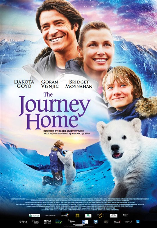 The Journey Home Large Poster