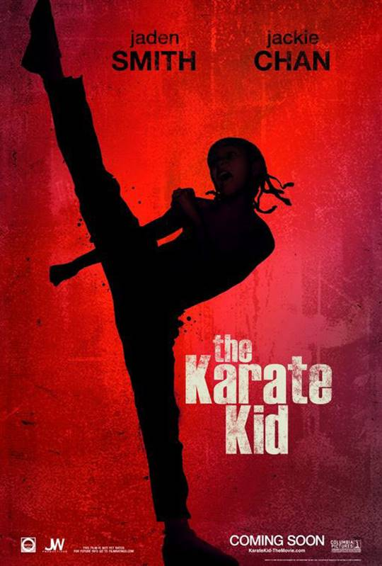 The Karate Kid Large Poster