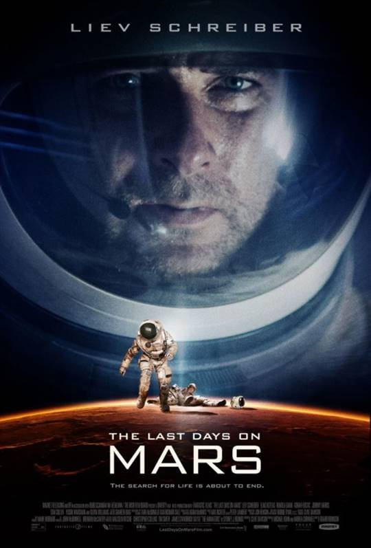 The Last Days on Mars Large Poster