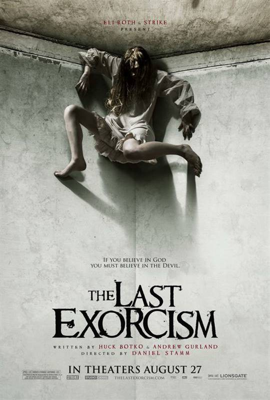 The Last Exorcism Large Poster