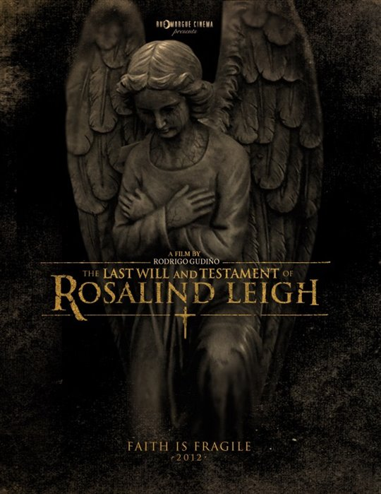 The Last Will and Testament of Rosalind Leigh Large Poster