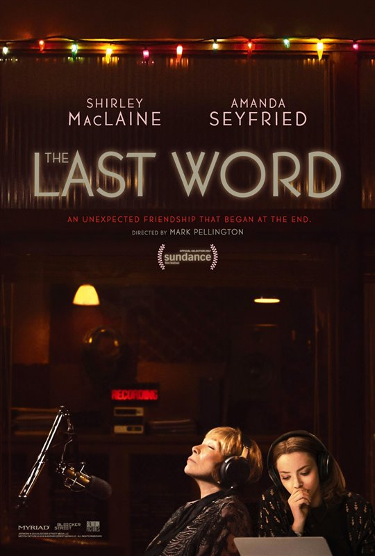 The Last Word (v.o.a.) Movie Poster