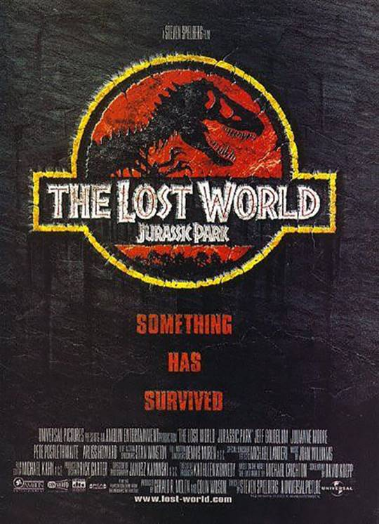 The Lost World: Jurassic Park Large Poster