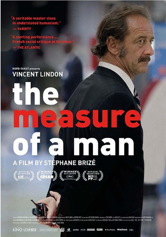 The Measure of a Man Large Poster