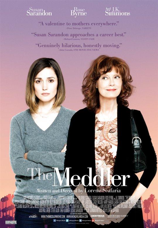 The Meddler Large Poster