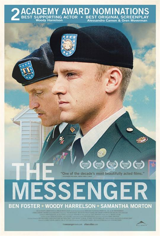 The Messenger (2010) Large Poster