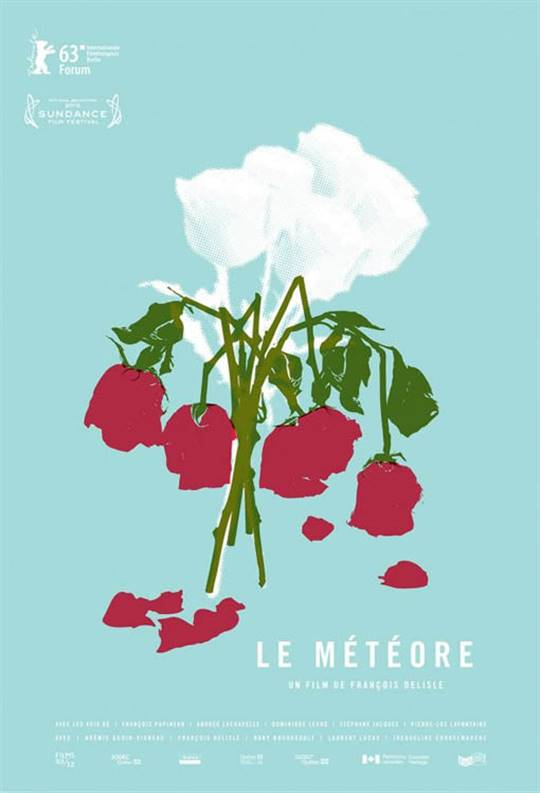 The Meteor Large Poster