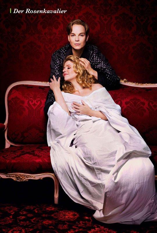 The Metropolitan Opera: Der Rosenkavalier Large Poster