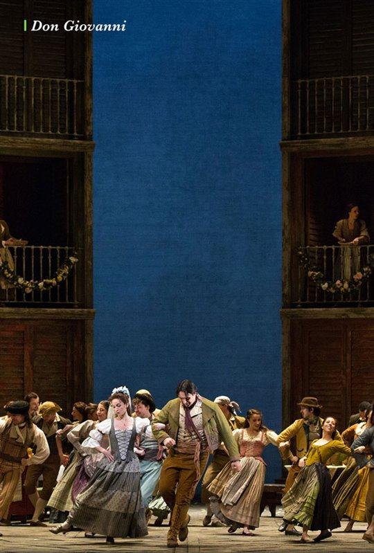 The Metropolitan Opera Don Giovanni Poster