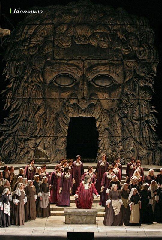 The Metropolitan Opera: Idomeneo