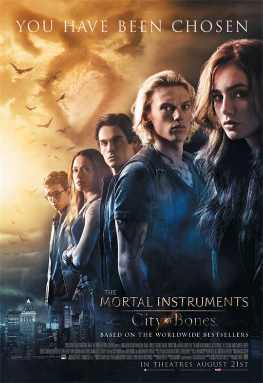 The Mortal Instruments: City of Bones Large Poster