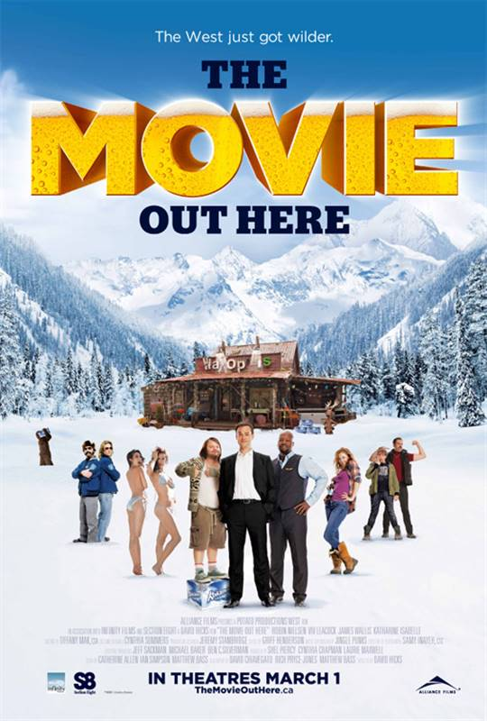 The Movie Out Here Large Poster
