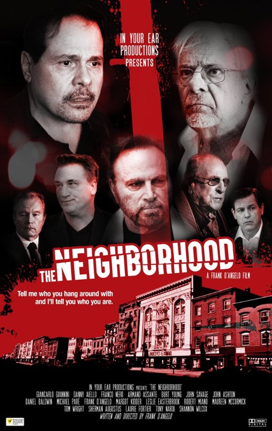 The Neighborhood Large Poster
