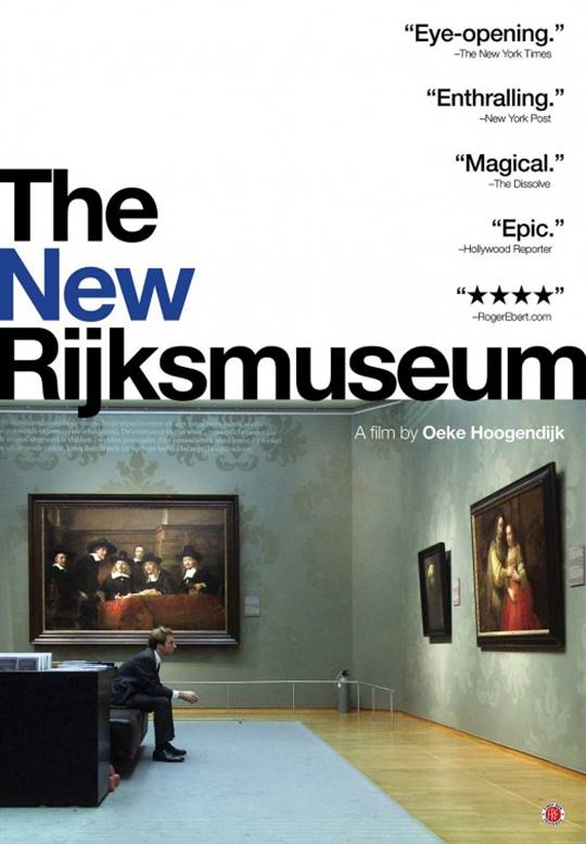 The New Rijksmuseum Large Poster