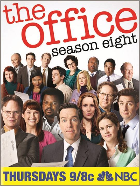 The Office: Season Eight Large Poster