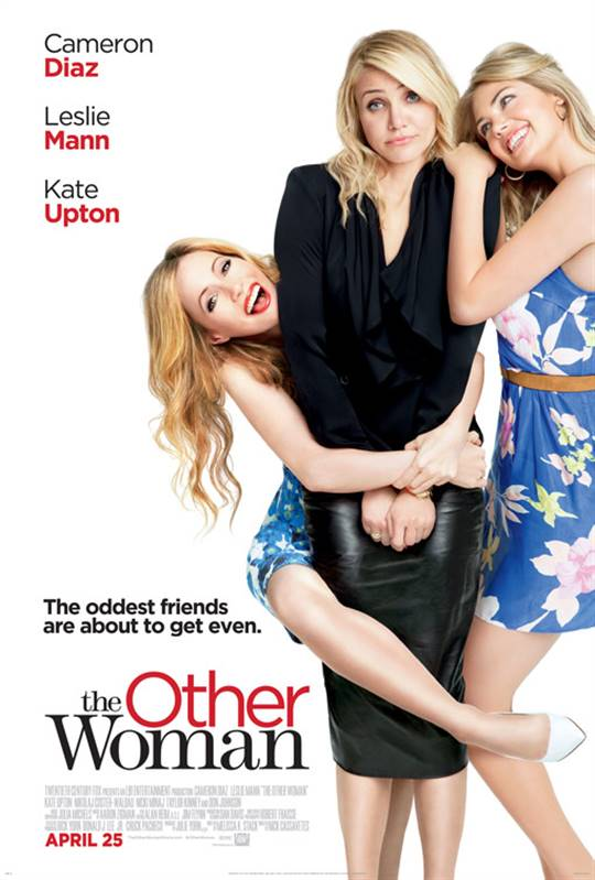 The Other Woman Large Poster