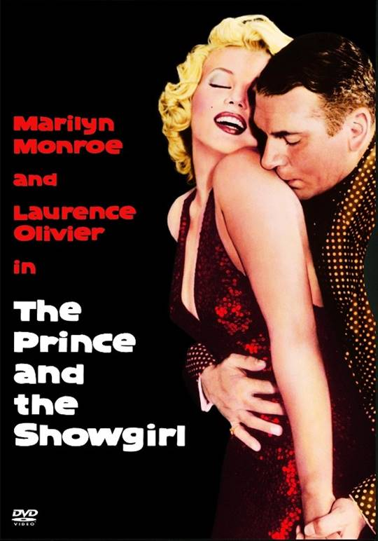 The Prince and the Showgirl Large Poster