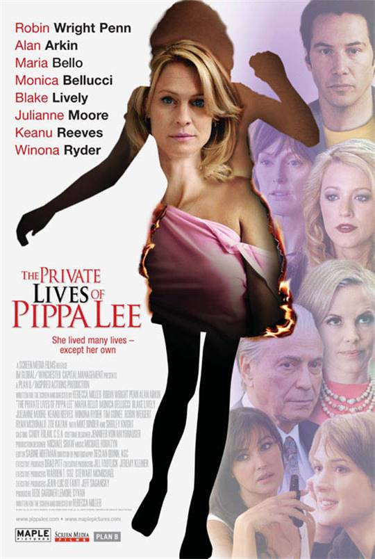 The Private Lives of Pippa Lee Large Poster