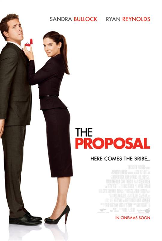 The Proposal Large Poster