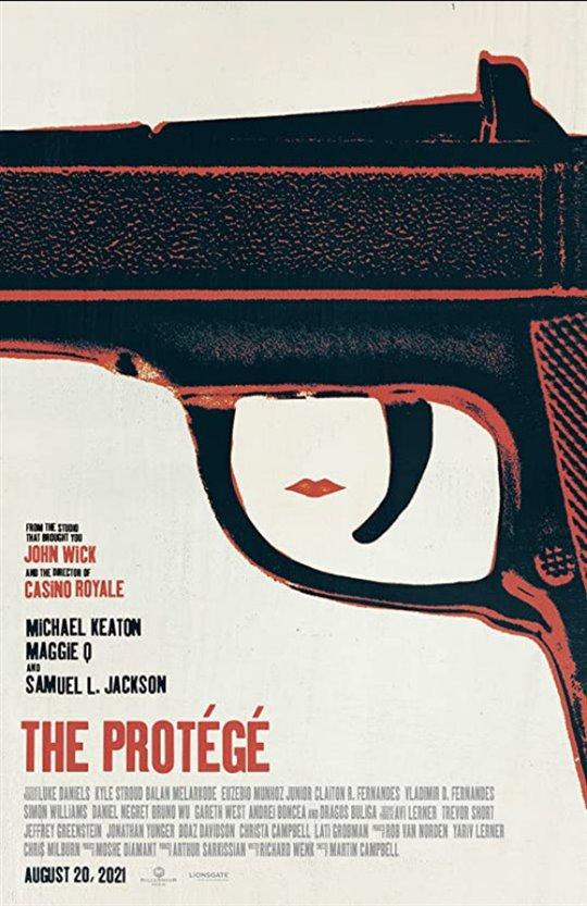 The Protégé Large Poster