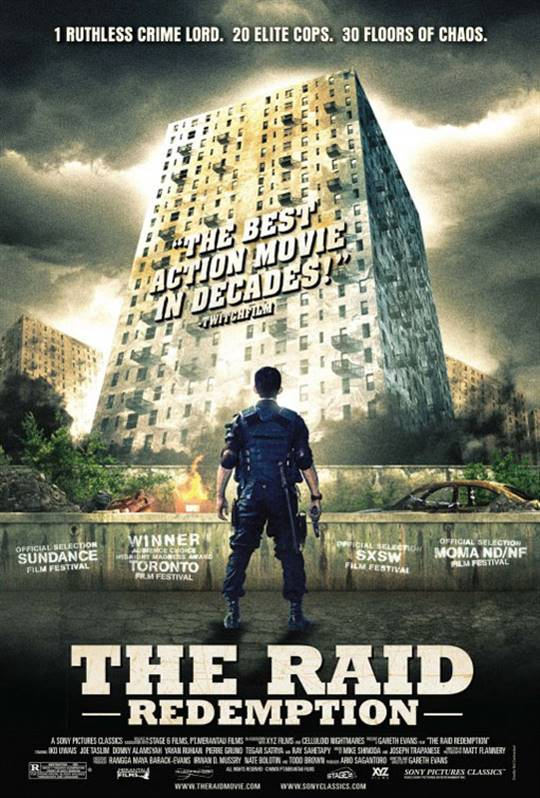 The Raid: Redemption Large Poster