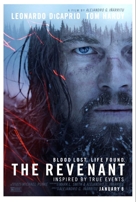 The Revenant Large Poster