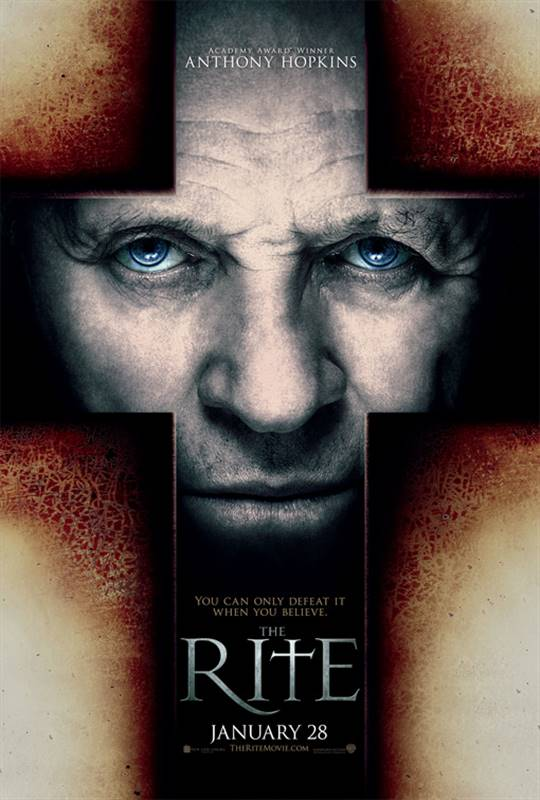 The Rite Large Poster