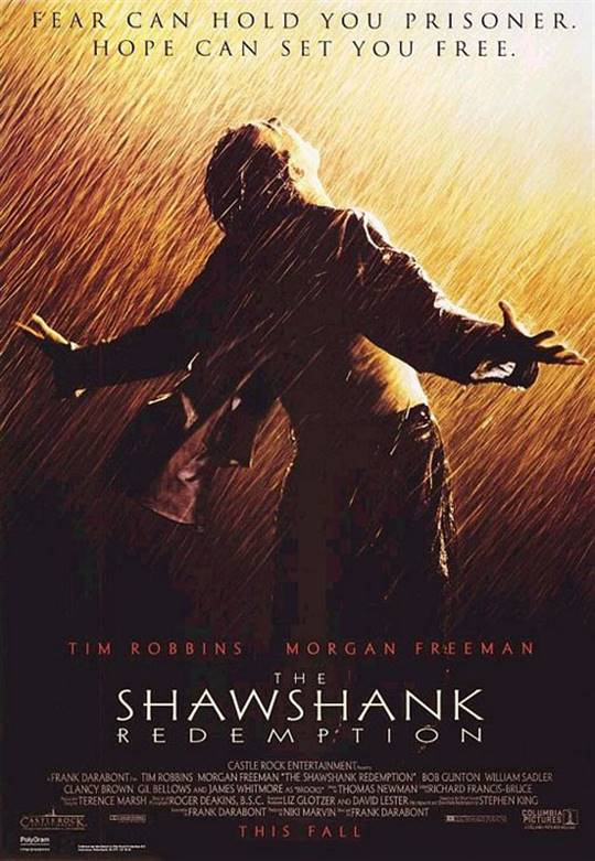The Shawshank Redemption  Large Poster
