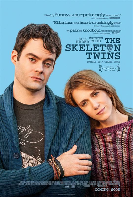 The Skeleton Twins Large Poster