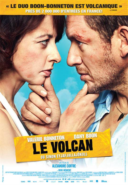 The Volcano Large Poster
