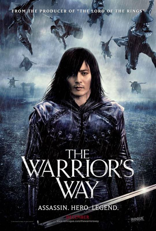 The Warrior's Way Large Poster