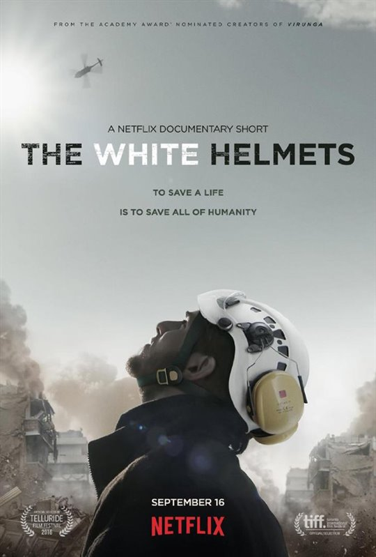 The White Helmets (Netflix)