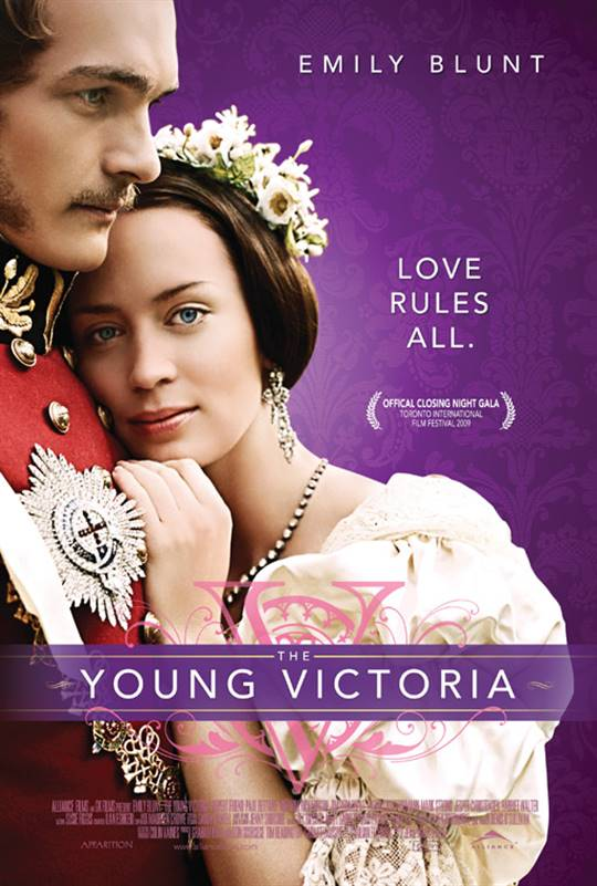 The Young Victoria Large Poster