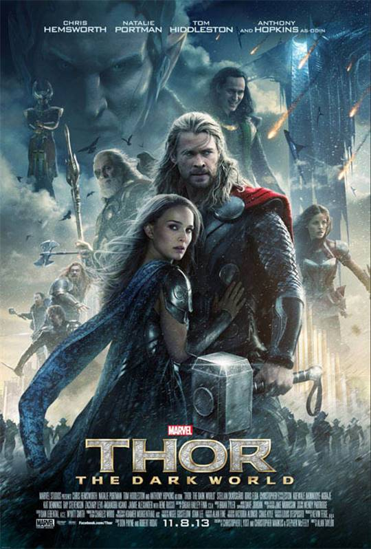 Thor: The Dark World Large Poster