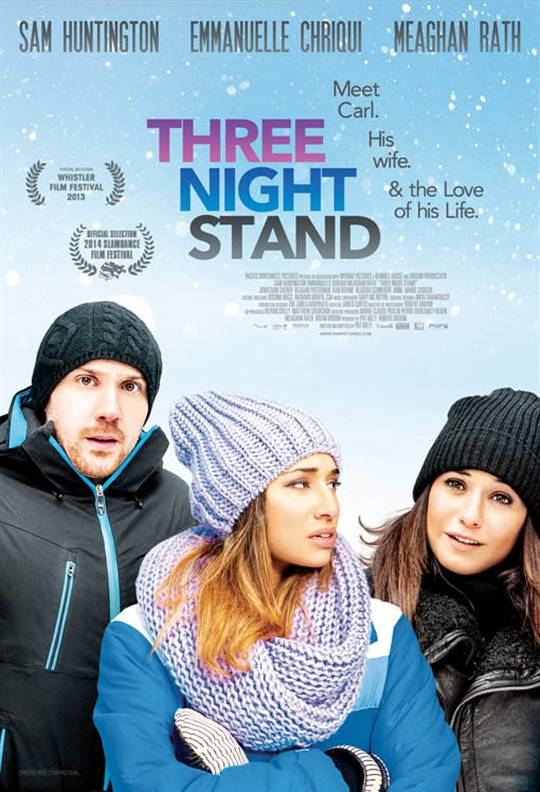 Three Night Stand Large Poster