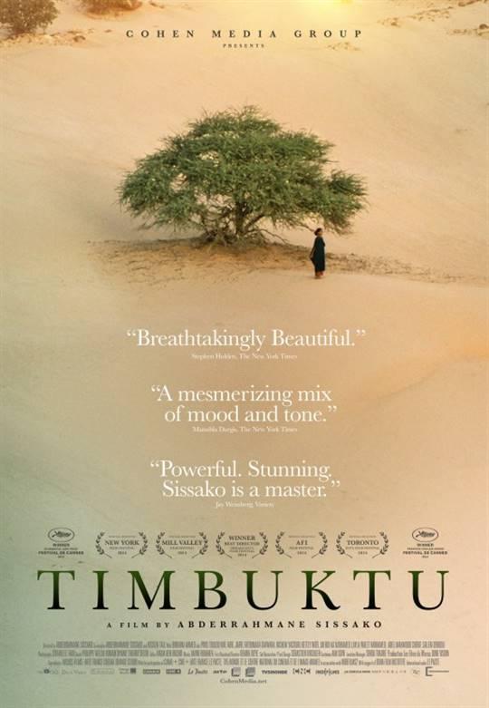 Timbuktu Large Poster