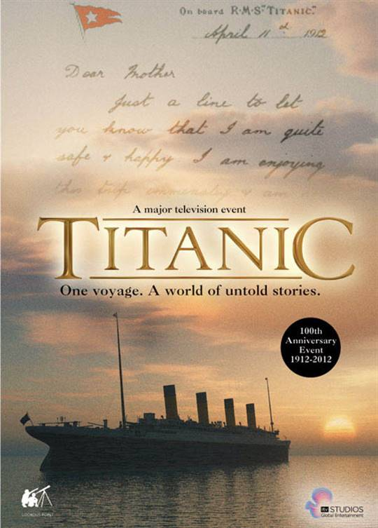 Titanic (mini-series) Large Poster