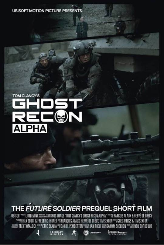 Tom Clancy's Ghost Recon: Alpha Large Poster