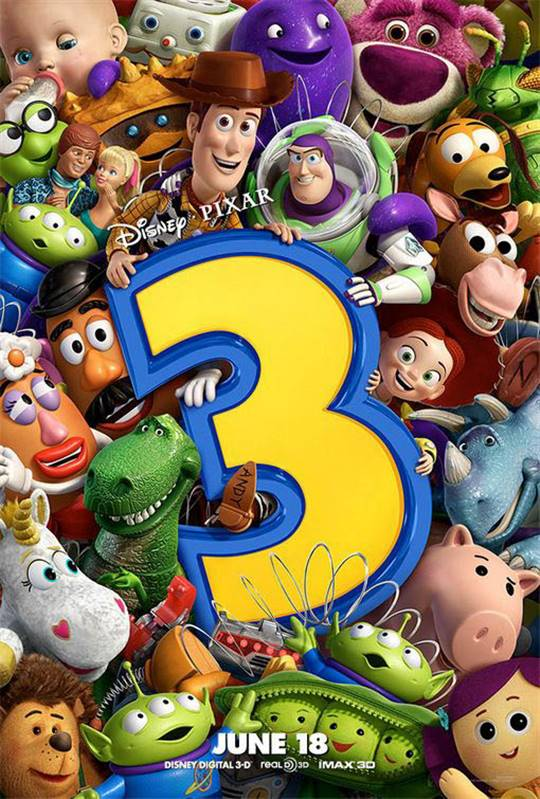 Toy Story 3 Large Poster