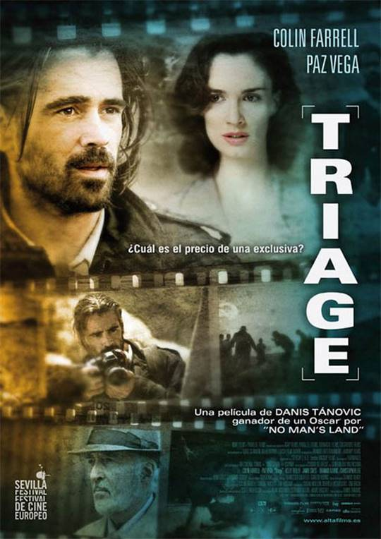 Triage Large Poster