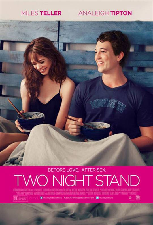 Two Night Stand Large Poster