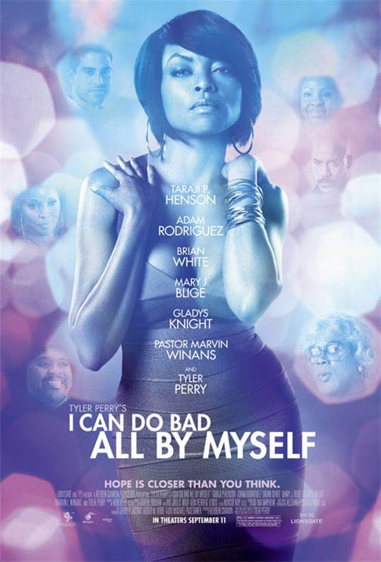Tyler Perry's I Can Do Bad All By Myself Large Poster