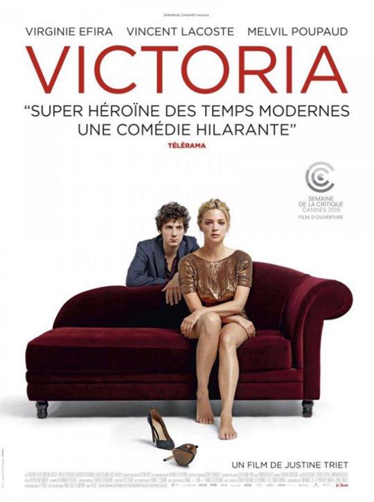 Victoria (v.o.f.) Large Poster