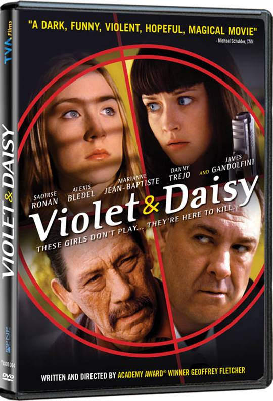 Violet & Daisy Large Poster