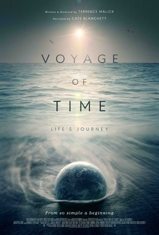 Voyage of Time: Life's Journey Large Poster